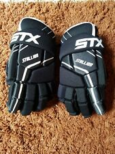 """Stx Stallion Small youth Lacrosse Gloves - s/10"""" - used less than 10 times"""