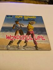 CLIFF RICHARD AND THE SHADOWS - WONDERFUL LIFE - 33SX 1628 - COLUMBIA - VG++