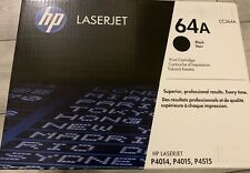 HP LaserJet 64A Black Print Cartridge - CC364A
