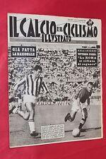 Rivista Sportiva IL CALCIO e il CICLISMO ILLUSTRATO Anno 1961 N°38 NICOLE' LOSI