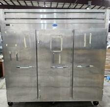 Randell 2030 Reach In Refrigerator Triple Door Tested Working Please Read