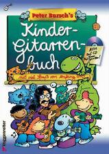 Peter Burschs Kinder-Gitarrenbuch: Mit viel Spaß von Anfang an! - Peter Bursch