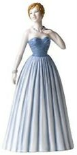 Royal Doulton Enchanted Evening Lady Fine China Figurine NEW in BOX 7497