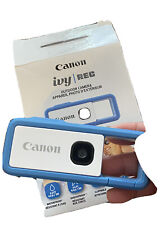 Canon Ivy Rec 13.0Mp Point & Shoot Camera - Riptide