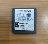 Final Fantasy Crystal Chronicles: Echoes of Time (Nintendo DS, 2009) Ships Fast