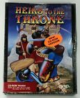 Rare Heirs To The Throne 1993 Cd-rom Big Box Dos Pc Computer Game Factory Sealed