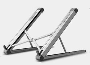 Laptop Holder Ultra Light Desktop Notebook Stand Portable Support Aluminum 11-15