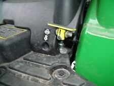 john deere 1025r parts and accessories  improved differential lock pedal