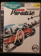 Burnout Paradise (Sony PlayStation 3, 2008)