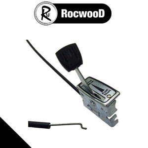 """Lawnmower 50"""" Universal Throttle Cable & Lever"""