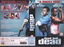 Dead Bolt Dead, Neil Stuke Video Promo Sample Sleeve/Cover #10651