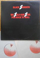BLACK SABBATH - We Sold Our Soul For Rock´N´Roll * 2LP * Spain 1984 * Ozzy