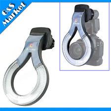 Ring Flash O-Flash for Canon 550EX 580EX 430EX II 5D Mark II 450D 350D 300D