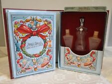 Jean Paul Gaultier Christmas Tome 1. Packaging/Sleeve With Book & Empty Bottles.