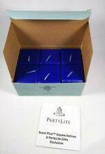 Partylite Scent Plus Square Votive Candles K0264 Ocean Mist 6 Count Original Box