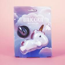 Light Up Unicorn Bath Plug Colour Changing Novelty Floating Unicorn