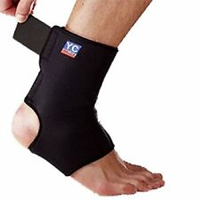 Bionix Ankle Support Brace Neoprene Foot Guard Injury Wrap Elastic Splint Strap