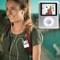 "Slim 1.8 "" MP4 MP3 LCD 8GB Musik Medien Digital Player Video Spiel Film FM Radio"