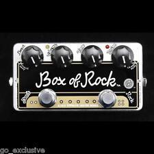 Z.Vex Effects Box of Rock Vexter Series NEW ZVex Z Vex *PLUS FREE TUNER*