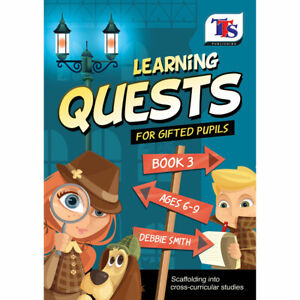 Learning Questions For Gifted Pupils • Book Ages 6-9 home Cross-Curricular Learn