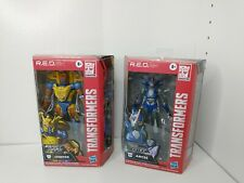 Transformers R.E.D. Prime Arcee Beast Wars Cheetor Walmart Exclusive Lot of 2