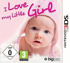 I love My Little Girl - Nintendo 3DS - deutsch - Neu / OVP