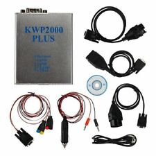 Fault Diagnostic KWP2000 ECU Plus Flasher Tuning Tool OBD2 Read and Analyze