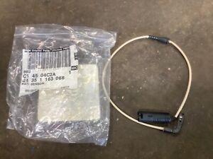BMW E39 5 SERIES E52 Z8 REAR BRAKE PAD WEAR SENSOR 34351163066