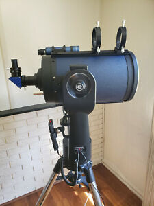 "Meade LX90 ACF 10"", w/ Enhanced Diagonal (99% reflectivity) + ADM Guidescope kit"