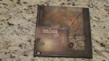 Gears of War Double Sided Map Tile 6A & 6B for Board Game VGUC