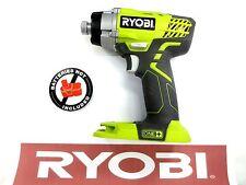 RYOBI 18 V 18 VOLT LITHIUM CORDLESS IMPACT DRIVER GUN BARE TOOL P236 / P236A