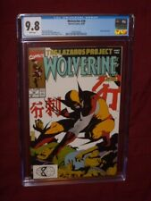 Wolverine #28 CGC 9.8       1990