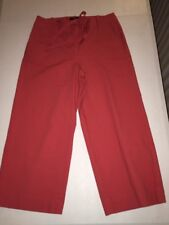Talbots Heritage Women's Salmon Colored Capri's Size 8
