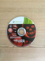Gears of War 3 for Xbox 360 *Disc Only*
