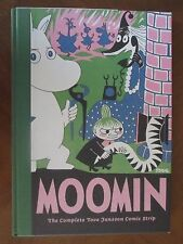 MOOMIN  The Complete Tove Jansson Comic Strip Volume Two 2008 HB