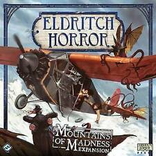 Eldritch Horror: Mountains of Madness Board Game Expansion by Fantasy Flight...