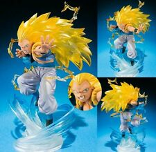16 cm Anime Dragon Ball Z Action Figure Super Saiyan 3 Gotenks Action PVC Trunks