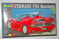 FERRARI MAQUETA FERRARI F50 BARCHETTA DE REVELL