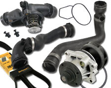 Bmw E46 Cooling Kit Water Pump, Thermostat, Hoses, Belt