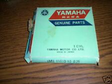 NOS 1977-1978 Yamaha DT250 .25 Piston Rings 1M1-11610-10