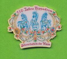 OKTOBERFEST MÜNCHEN-ZELTPIN HIPPODROM-SEPP KRÄTZ-AUS 2012-HIPPODROM PIN- BI 581