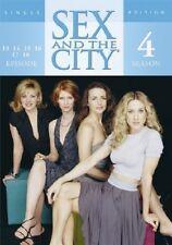 Sex And The City - Singles : Season 4 : Disc 3 (DVD, 2006)