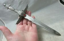 Athame dagger, altar knife. Egyptian Queen handle