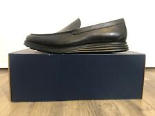 Men's Cole Haan Original Grand Venetian Loafer 11 lunar Leather Black zero ox