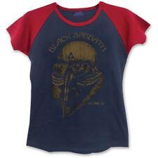 Medium Women's Black Sabbath T-shirt - Us Tour 78 Ladies Fashion Tee Shirt