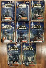 💥 Lot of 8 - Droids - Attack Of The Clones (2002) - Star Wars  Action Figures