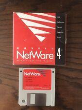 Novell Netware 4.1 For 100 Users