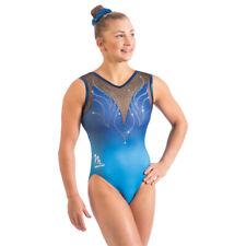 "Milano Pro Sport Gymnastic leotard - Adorn Bodice 200801 - Sizes 26""-36""  NEW"