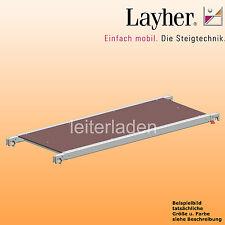 Layher Fahrgerüst Belagbrücke 1,8m  Gerüst Einzelteil Rollgerüst Zubehör