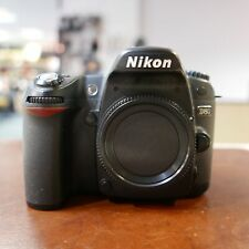 Used Nikon D80 DSLR Body (13395 actuations) - 1 YEAR GTEE